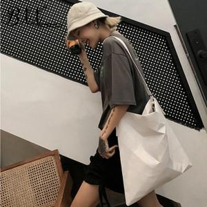 BXX Sac   2019 Fashion Autumn Winter Womens Handbags Large Capacity Rhombic Shopping Pack Shoulder Bag 19K A182 Cheap Purses Handbags iaws#
