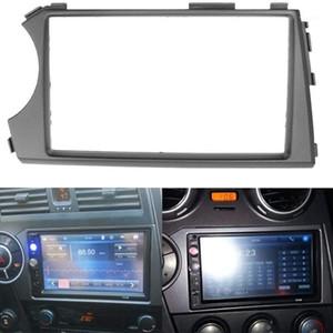 2 DIN CAR STEREO RADIO CD PANEL CD Frame Frame Trim para SSANG YONG ACTYON LHD1