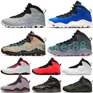 Alta Qualidade Desert Camo Woodland Smoky Cinzento Sapatos de Basquete Multi Cor Correspondência Correspondência Masculina Sapatos Esportivos