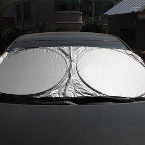 자동차 자동차 전면 창 접이식 점보 바이저 Sun Shade Windshield Cover Block1
