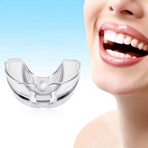 4D Ortodonzia Bretelle Ortodonzia anti-molari Bretelle Bellezza Bretelle Ortodonzia Dental Allineamento raddrizzatore dei denti fermo protezione di bocca O