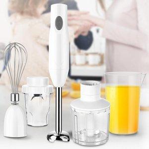 Procesador White Dolphin BPA del hogar 250W mezclador de la mano Mezclador vegetal de la máquina eléctrica de la cocina del bebé fabricante de fruta