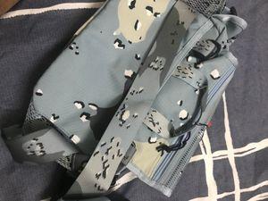 Bolsa de cintura mochila Unisex Bloco de Fanny Moda Viagem balde saco mochilas bolsa saco Waistpacks 4 cores em estoque
