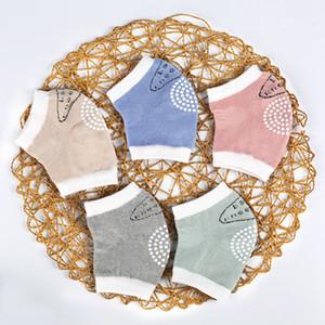 0-3Y Kid Infant Knee Pads Non Slip Crawling Crawl Elbow Knee Pad Anti Slip Child Toddler Baby Knee Socks Knitted Leg Protector Warmer G20205