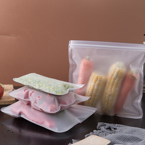 Freshness Protection Package Reusable Food Vegetable Storage Bag Convenient Translucent Kitchen Supplies Pouches Free Shipping 2 7bc4 F2