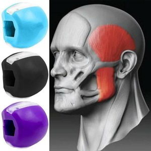 Toner facial Toner Exerciseur Fitness Ball Facial Toner Toner Exerciseur Anti-Wrinkle Exercice Jaw Muscle Stried