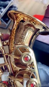 Топ B Flat Yanagisawa SC- W010 Изогнутые сопрано Саксофон Взрослый Детский Ветер Музыкальные инструменты Бесплатная доставка Сопрано Сакс жесткие коробки