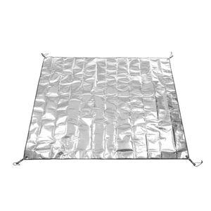 Naturehike Außen Multifunktionale PE Aluminiumfolie Matte Ultra Camping Moistureproof Mats Picknick Feuchtigkeits Froof Pads