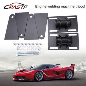 Rastp-High Quality LS Engine Mounts Billet Aluminium LS Swap Kit LS محول لوحات كيت LS2 LS3 LS6 ل شيلل كامارو نوفا EM1019