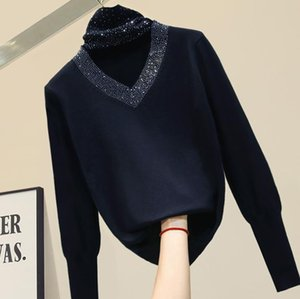 2020 Winter Knit Pullover Sweater Women Knitted Bottom Shirt Turtle-Neck Long Sleeve Thick Slim Sweaters Female Black Sweaters