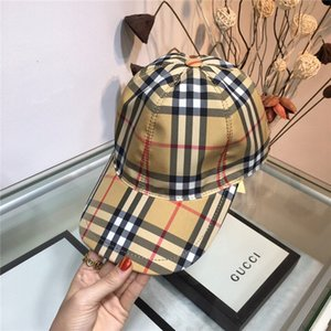 moda de luxo expresso dos homens quatro estações esportes chapéus carta Para adultos das mulheres dos homens / ajustável curvo Baseball Caps / Designer Sun Visor