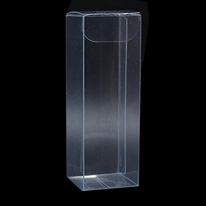 40pcs Lot Pvc Clear Plastic Packaging Boxes Small Gift Craft Wedding Party Favor Transparent Plastic Package Box For Event H bbyQYO