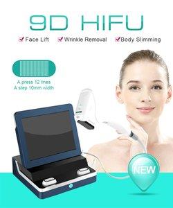 12 개 라인 20000 샷으로 2020 최신 HIFU 시스템 4D HIFU liposonix 슬리밍 기계 4D의 HIFU