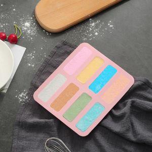 Yaratıcı 8 hatta Balmuyor Altın Bar Çikolata Kalıp Kek Kalıp DIY Pişirme Kalıp Pişirme Aracı HHA3508