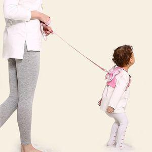New Kid Baby Infant Toddler Harness Walk Learning Assistant Walker Jumper Strap Belt Safety Reins Harness Boys and Girls Travel