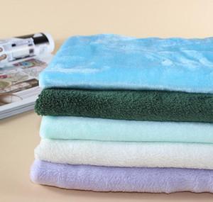 Soft Coral Fleece Pet Blanket Cute Puppy Dog Cat Bed Mat Warm Comfy Kennel Mat For Small M wmtosS my_home2010