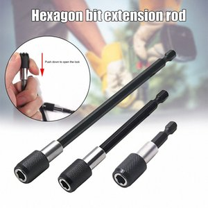 3pcs Magnetic Drill Extension Quick Release Set 1 4 Tools with Hexagonal Shank Drill Bits CLH@8 nky4#