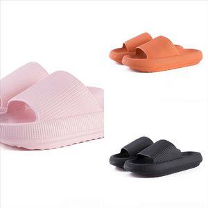 FKS2 APHIXTA Wedges Pantofole Donna Pearl Bear Slifts Sole Big Slipper Transparent Summer Pytchers Heelkick Heels