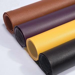 Tessuto autoadesivo adesivo in pelle in PVC in PVC in pelle di divano artificiale riparazione