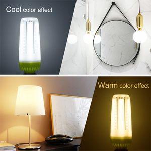 Hot sale 10W 15W 20W Ampoule 110V E14 E27 LED Lamp 220V Bombilla Smart IC Home Light Bulb No Flicker Energy Saving