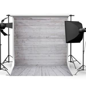 2017 3x5FT 5x7FT Retro Hintergründe Holz Wand Boden Vinyl Fotografie Hintergrund Studio Foto Prop fotografischer Hintergrund Tuch