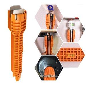Смесители для кухни кран и монетные установщики ключ противоскользящей ручкой двойной головной инструмент Удлиненные инструменты дизайна1
