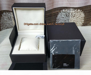 Hot Selling High Quality TAG Watch Original Box Papers Card Handbag Leather Boxes For Calibre 16 17RS 36RS Aquaracer Chronograph Watches