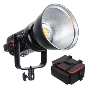 Tolifo Continuous Output Lighting Bi-Color LED Professional Video Light 120 Watts with Remote Control for Photography Video