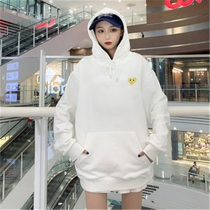 Оптовая мужчины и женщины Оптовая Blue Sky Digital Printing Hooded 2020 Пары платье Сыпучие 2020 пальто Hoodie Бейсбол Равномерное движение # 587