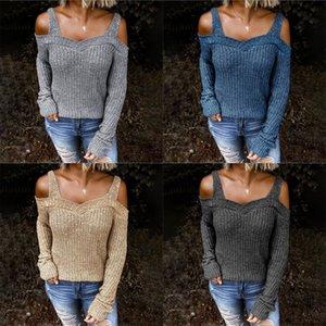 Nuovo autunno inverno delle donne Welf-coltivazione lungo sezione moda Knit cucitura peluche incappucciato spesso maglione Large Size Coat Wh Special # 717