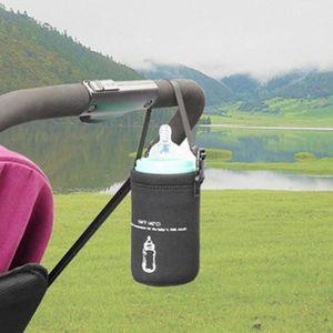 Car Baby Bottle Warmer Portable Waterproof Adjustable Straps Heater for Travel YH-17 WEyS#