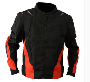 Autunno / Winter Motorcycle Racing Suit Suit Suit Rider Anti-caduta Liner staccabile con ingranaggio protettivo Giacca calda e calda e calda