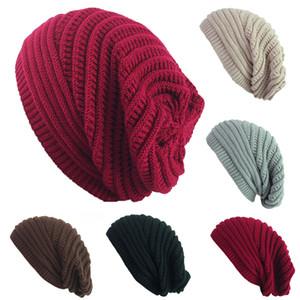 2020 Nouveau Chapeau d'hiver pour les femmes Lapin cachemire tricoté épais chaud Vogue Beanies Mesdames angora Chapeau Femme Chapeaux Bonnet