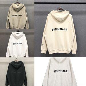 OG5BY Mens Designer Justin Bieber Street essentials Shirts ESSENTIAL T FOG High Reflective Short Sleeve Casual T-shirt kanye Clothes S-