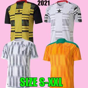 2020 2021 Ghana Ivory Coast soccer jersey 20 21 national team football uniforms