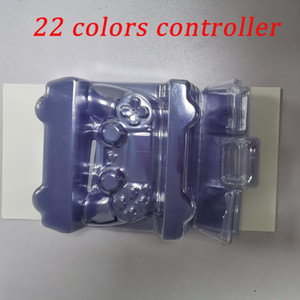 2020 Wireless Bluetooth 4.0Controller per PS4 Vibration Joystick Gamepad controller di gioco per Sony Play Station Con la scatola al minuto 22 colori Nuovi