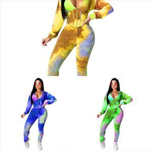 SGA4 Twocasual Baskı Giyim Setleri Mermaid Pie İki Çar Elbise Ladys Kalem Bodycon Etek Beyaz Ofis Bluz Seksi Gömlek Kore Suit