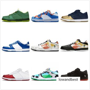 Classic SB Sneakers Dunk Fashion Men Women Low Top Leather Casual Sports Flats Outdoor Skateboard Shoes 36-44