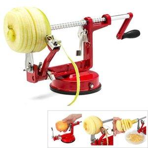 1 أو 2 PCS الفاكهة أبل القشارة أخذ العينات الجوفية القطاعة آلة إمرأة فاتنة البطاطس كتر 3 في 1