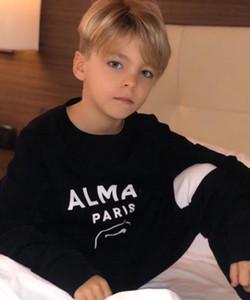 Children Pullover Sweatshirts Boys Kids Sweatshirt Tops Girls Autumn Winter Children Clothes Kids Sweatshirt Baby Girls Tops