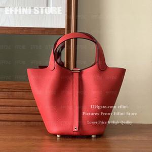 Sac à fourre-tout Sac de godet Femme Mode luxurys designers sacs à main sacs à main Curskin véritable cuir véritable cuir sacs sacs causaux brossais brouilleur