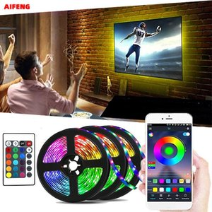 Aifeng Waterproof Led Ribbon Wifi Led Strip Light Rgb Led Strip Tv Back Light Strip Rgb Tape Usb Light Swy wmtswK hx_pack