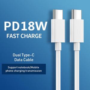 PD Şarj Kablosu USB Tip C Kabloları Xiaomi Redmi NOT 8 için Pro Hızlı Şarj 3.0 18 W Hızlı Şarj