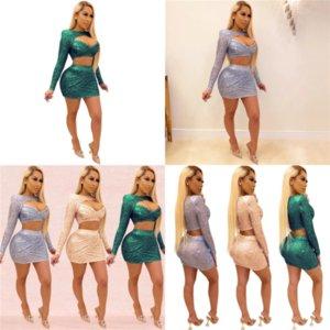 ns2 kleid sätze hülse sexy lange kleidung hohe taille rock saudi-arabien zwei kleidkleid damen twopants gestreifte twodess slim fit