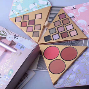 High quality Cosmetics UNDER THE CHRISTMAS TREE MAKEUP PALETTE & MASCARA DHL fast shipping