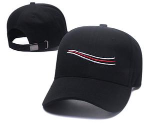 Chapeaux Livraison gratuite Hip Hop 18 couleurs Couleur classique Casquette de baseball ajusté Chapeaux Fashion Hip Hop Sport Caps pas cher hommes et femmes