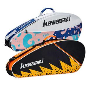 Бадминтон ракетки мешок профессионального портативного бадминтон мешок одиночные спортивный рюкзак может включать в себя 3 части ракетки