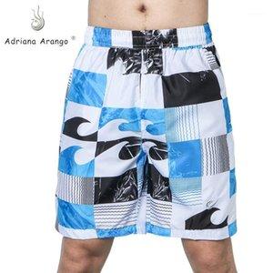 Adriana Arango 2020 Mens Swimwear Swim Shorts Trunks Beach Board Shorts Swimming Pants Swimsuits Mens Running Sports Surffing s1