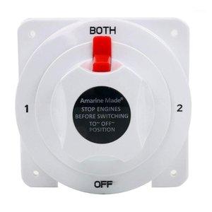 12-36V Haute Power RV Yacht Battery Interrupteur d'alimentation Nouvel interrupteur de protection de l'automobile Marine1