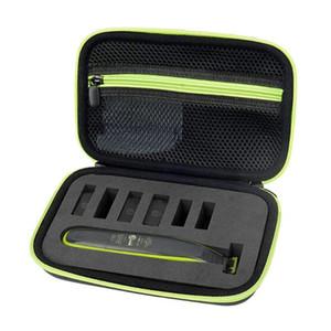 1pcs Elektrorasierer Rasierer Box EVA Hard Case Trimmer-Rasierapparat-Beutel-Spielraum-Organisator Tragetasche für Philips Norelco Ein Blade-QP